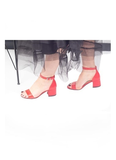 Tripy Ayakkabı Kırmızı